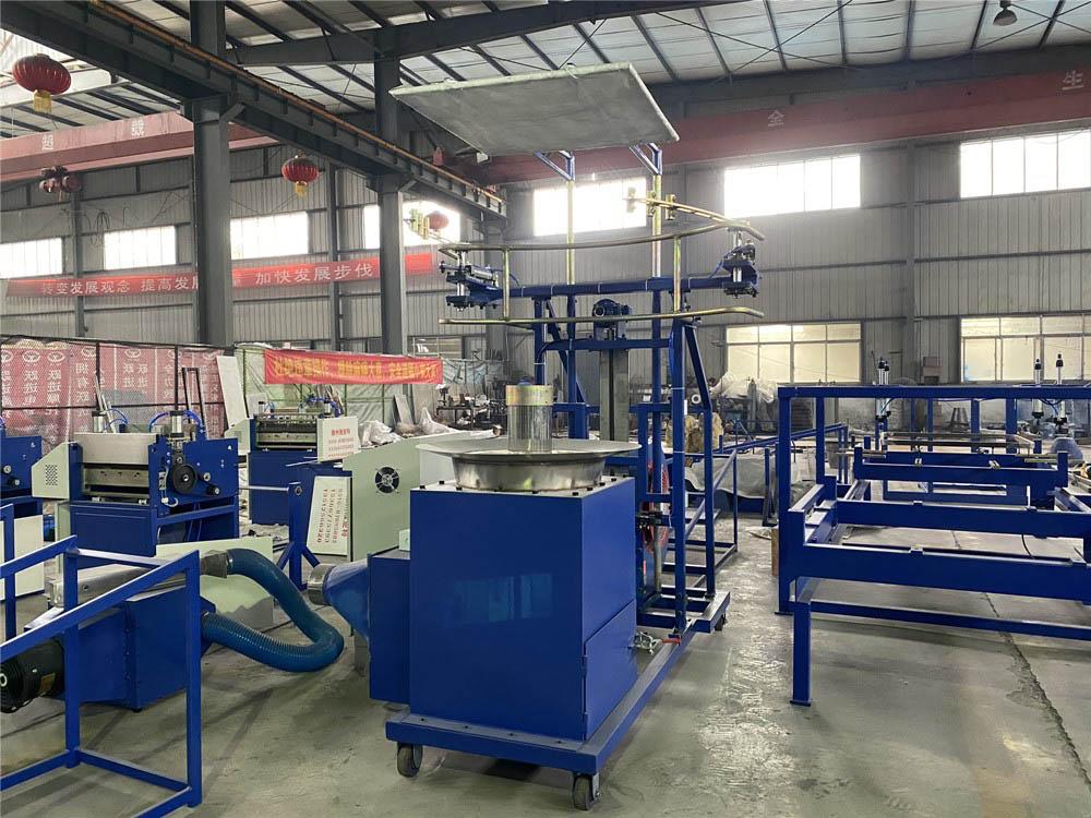 Automatic Jumbo Bags Cleaning Machin Air Washer FIBC Cleaner  ESP-B3