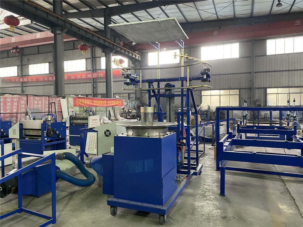 FIBC Jumbo Bag Cleaning Machine ESP-A