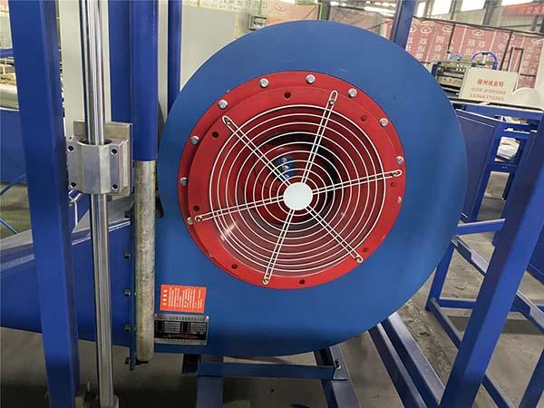 FIBC Jumbo Bag Cleaning Machine ESP-A1