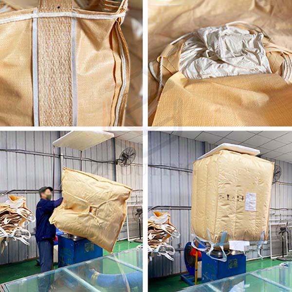 FIBC Jumbo Bag Cleaning Machine ESP-A7