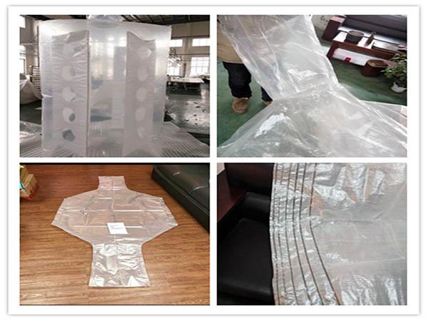 FIBC PE Film Auto Bottle Shape Liner Sealing Cutting Machine03