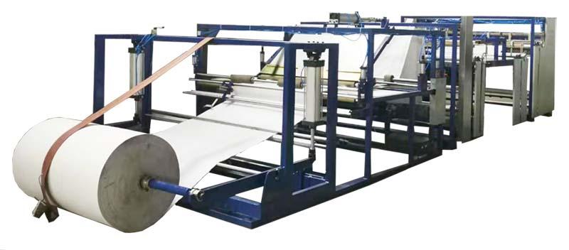 Jumbo Bag  Panel Spout Cutting Machine CSJ-22002