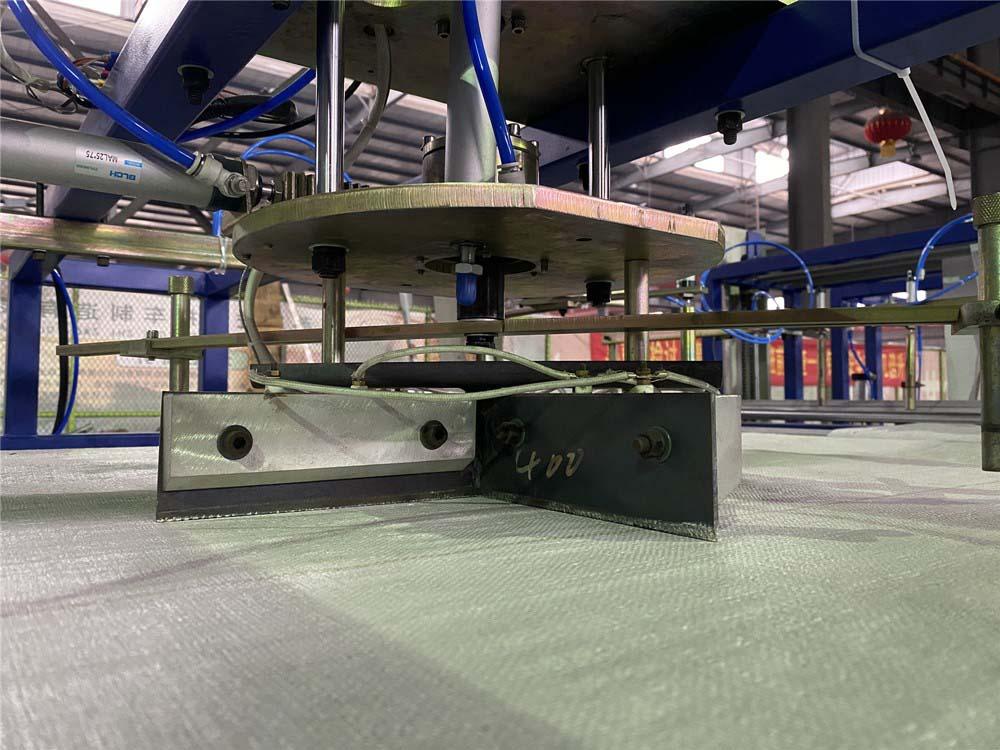 Jumbo Bag  Panel Spout Cutting Machine CSJ-22003