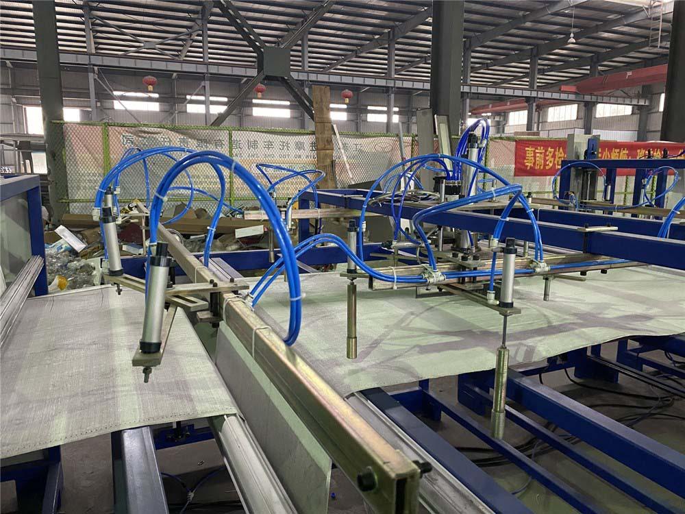 Jumbo Bag  Panel Spout Cutting Machine CSJ-22005