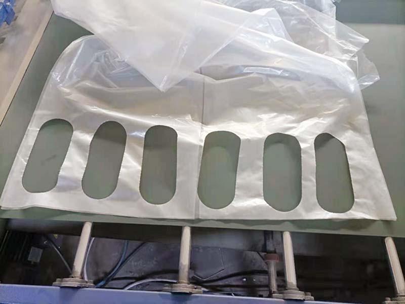 Jumbo Bag  Panel Spout Cutting Machine CSJ-22008