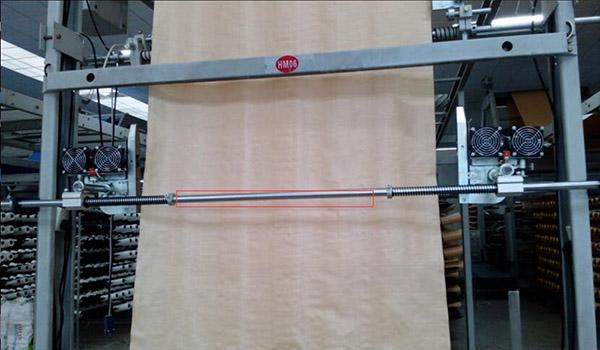 Ultrasonic Cutting Sealing Machine used on Circular Loom1