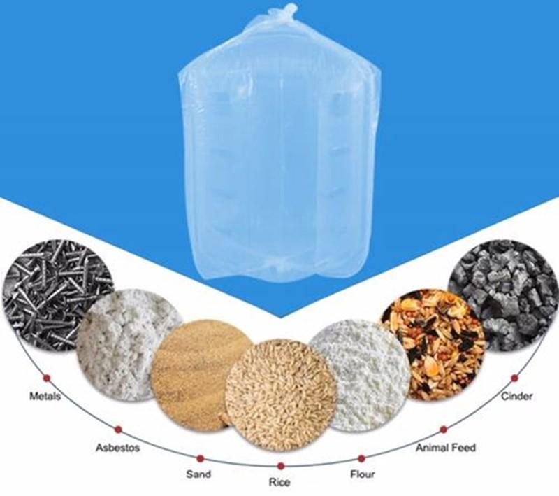 Food Grade Baffle liner Big Bag